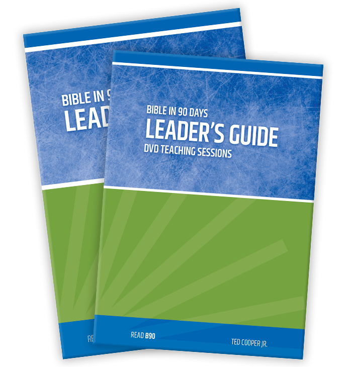 B90 Leader's Guide & DVDs